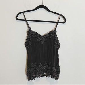 NWT American Eagle Lace Crop Camisole 8W10